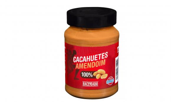 100 gramos cacahuetes