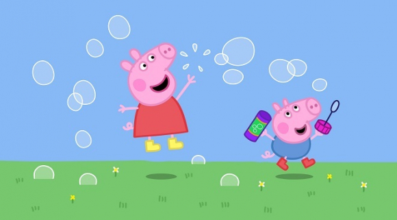 Peppa Pig Rohiben A Dos Empresas De Juguetes Chinas Utilizar La