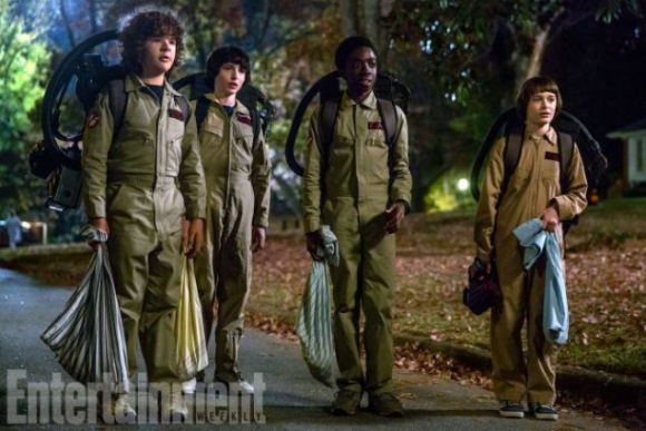 Desvelan más secretos de la segunda temporada de 'Stranger Things'
