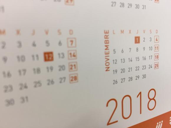 Calendario Laboral Espana.Calendario Laboral 2018 Habra Diez Festivos Nacionales En Toda