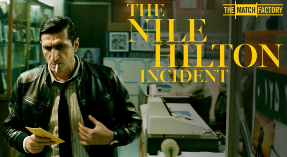 """The Nile Hilton incident"", de Tarik Saleh, Espiga de Oro de la 62 Seminci"