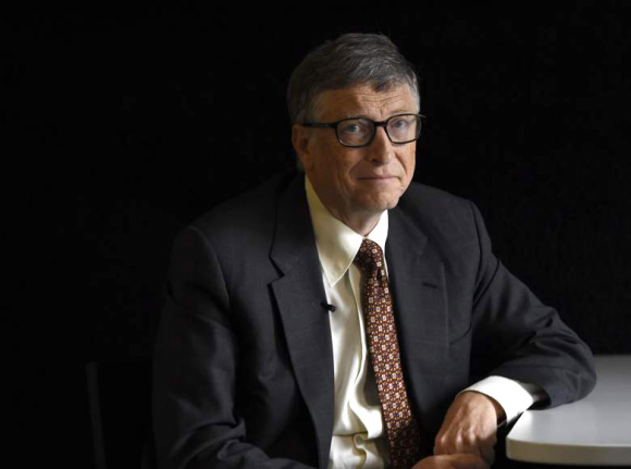 Fotografía de Bill Gates