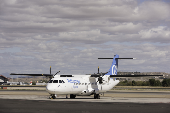 Air Europa Express quiere contratar a 30 comandantes y copilotos de ATR