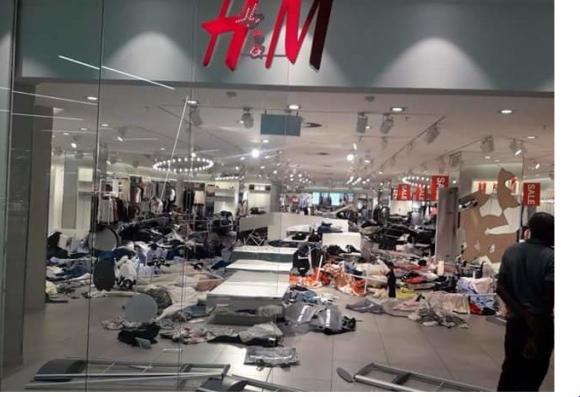H M cierra sus tiendas en Sudáfrica tras ser tachada de racista por ... 1450298af404