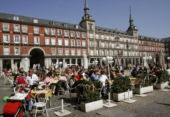Madrid Declara La Guerra A Las Terrazas En Pleno Boom De