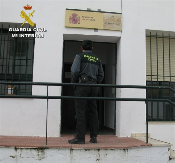 Comandancia de la Guardia Civil