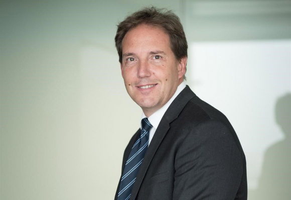 El CEO de Orange, Laurent Paillassot.