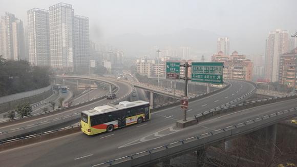 Chongqing / Limingqimonkey