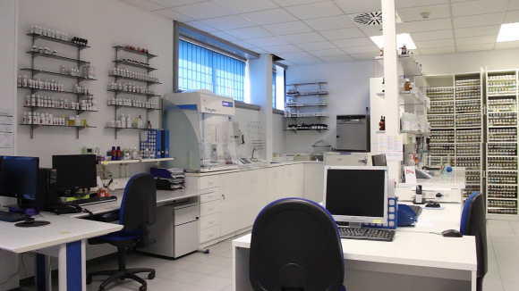 El laboratorio de Air Val