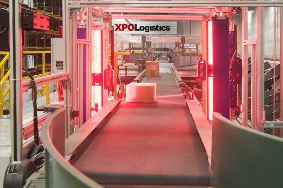 XPO cuenta con una logística que ha convencido a Inditex