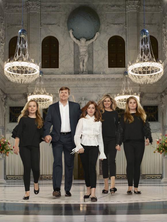Familia Real Holanda