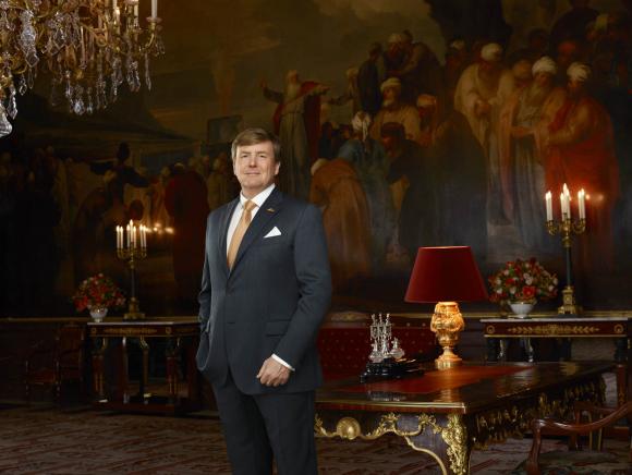 El Rey Guillermo de Holanda