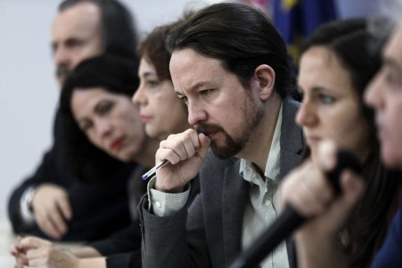 Pablo Iglesias quiere unificar las prestaciones sociales