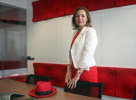 Julia Bernal, responsable de Red Hat para España y Portugal
