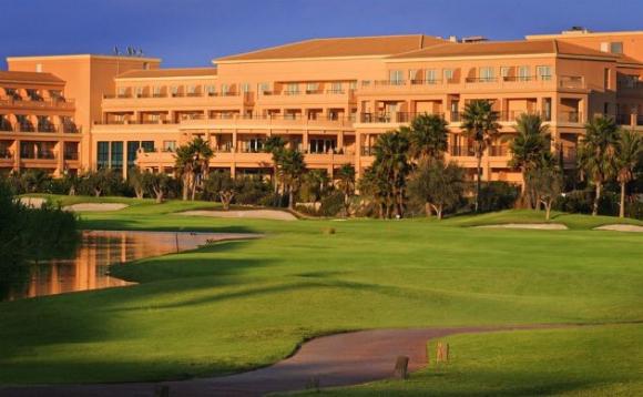 Hotel Alicante Golf, en San Juan