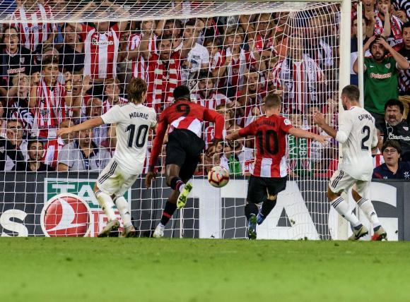 NOTICIAS FUTBOL El Madrid se queda a medias 35ebbe5ad8c39