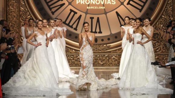 noticias pronovias - vestidos de novia para todos los cuerpos, el