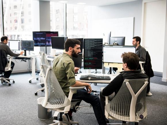 La empresa quiere ser moderna en todos los aspectos de la gestión. / Smarkets