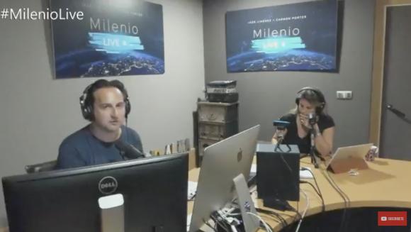 MilenioLive: la inmersión en Youtube de Iker Jiménez y Carmen Porter ...