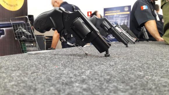 9d9cf3754 Taurus es líder mundial en la fabricación de revólveres y una de las  mayores productoras de