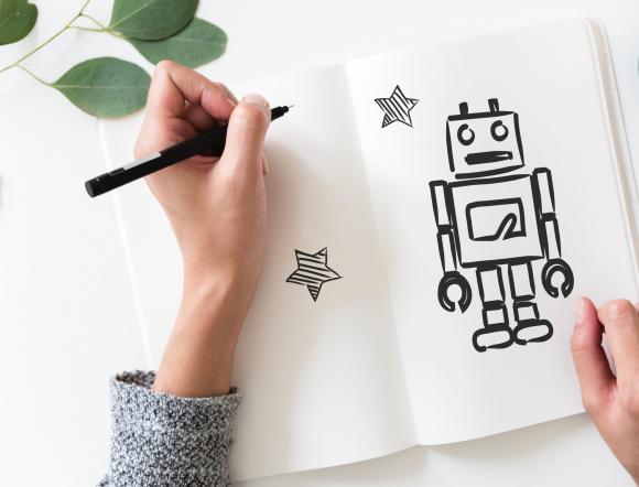 La inteligencia artificial no es ciencia ficción. / Pexels