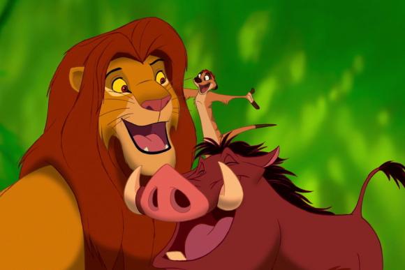 Resultado de imagen para el rey leon hakuna matata