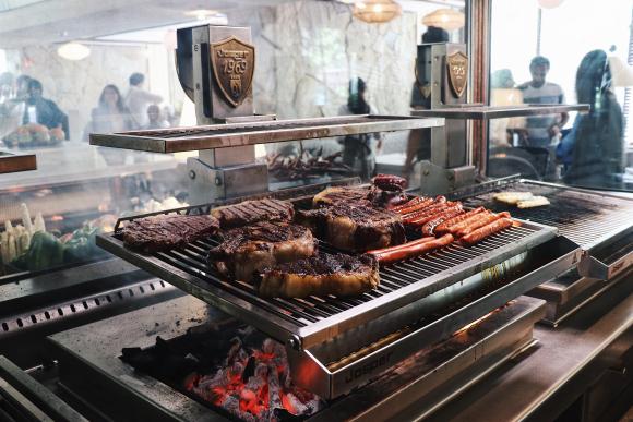 Los mejores restaurantes con parrilla de madrid - Parrilla de la vanguardia ...