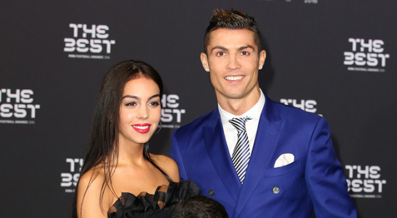 Image result for cristiano y georgina""