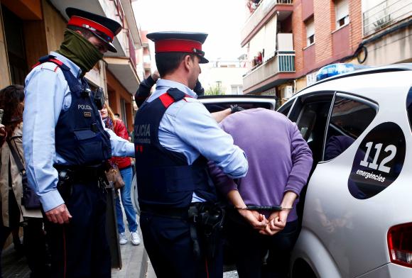 Resultado de imagen de crimenes violentos en Barcelona