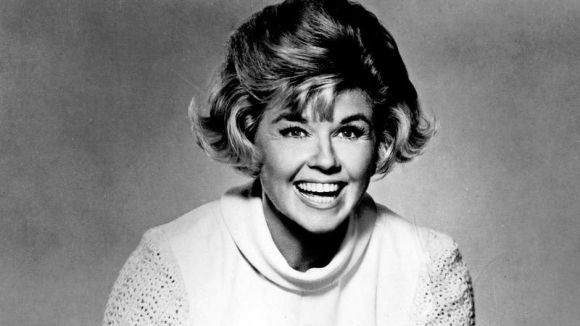 La actriz Doris Day
