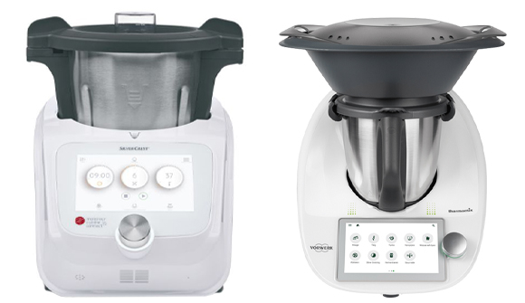 Monsieur Cuisine De Lidl Vs Thermomix Tm6 Un Robot De