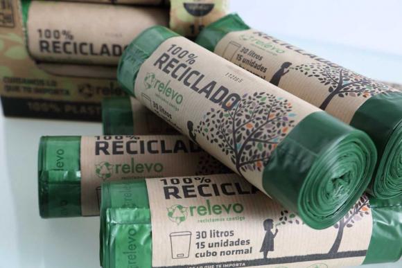 Plástico RecicladoEl Las Bolsas De Negocio No Le Se Que Basura dCeWQoxBr