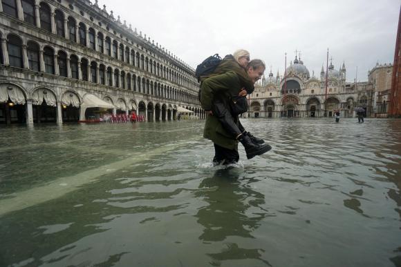 Venecia Floodings in 2019