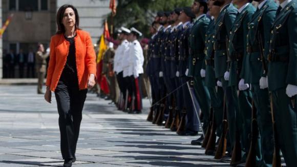 Defensa privatiza la seguridad de sus cuarteles y gasta 220 millones en 5 años