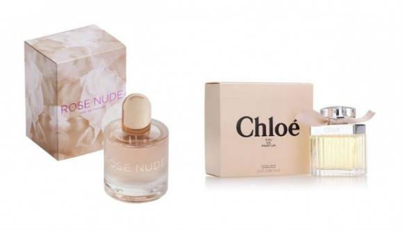 Rose Nude de Mercadona - Chloé by Chloé