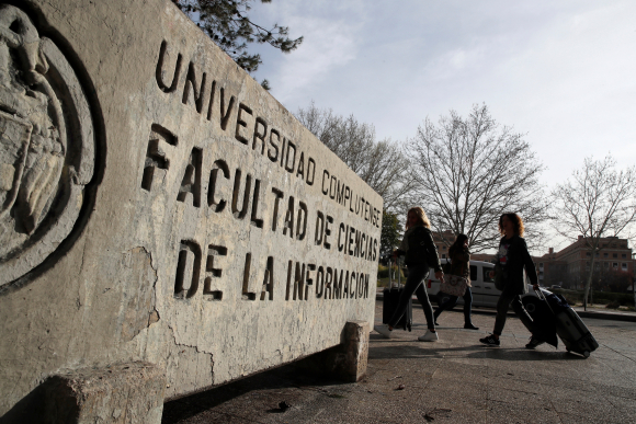 Universidades Madrid