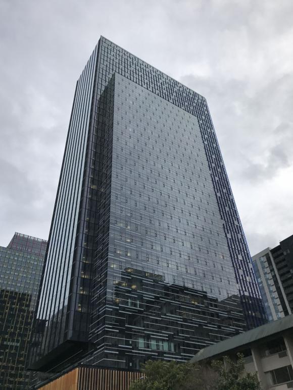 Edificio principal de Amazon en Seattle.