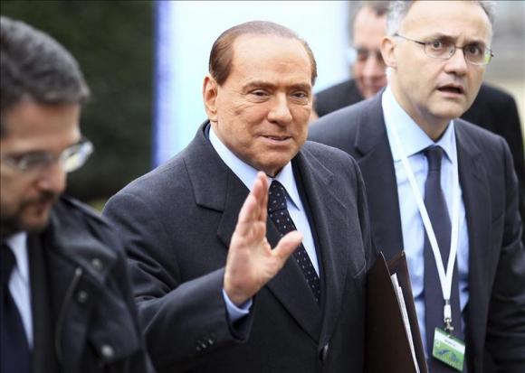 La Fiscalía de Milán pide 3 años y 8 meses de cárcel para Berlusconi por el caso Mediaset