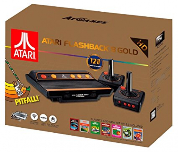 Consola Retro Atari Flashback 8 Wireless HD