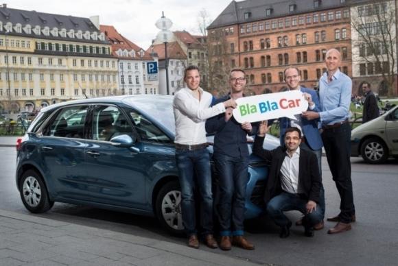 BlaBlaCar alcanza los tres millones de usuarios en España desde su llegada en 2010