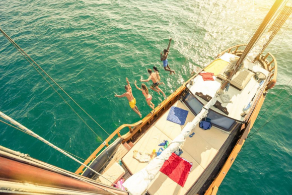 Barco de 'Borrow A Boat'