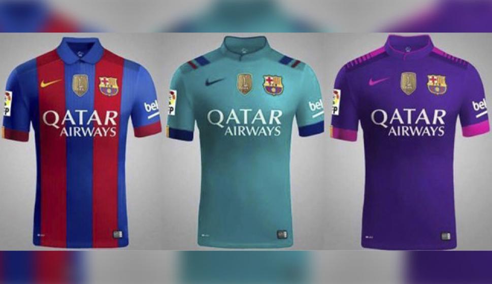 764c482c7582a Así sería la equipación del FC Barcelona para la temporada 2016-17 ...