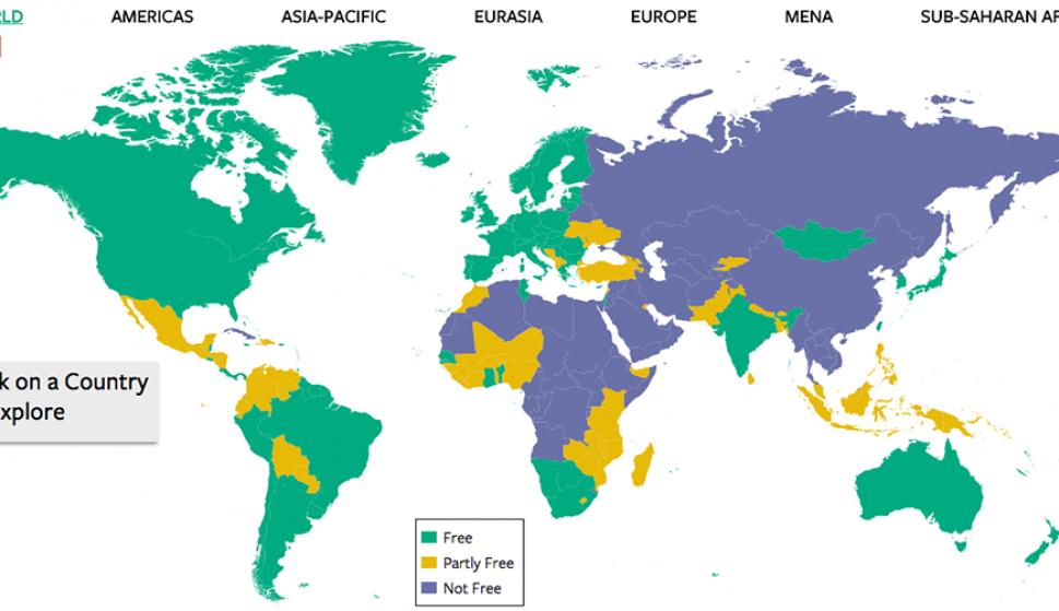 Resultado de imagen de dictaduras en el mundo