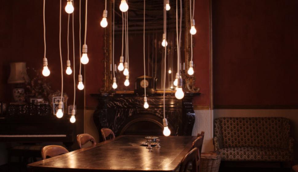 Cada cuantos metros hay que poner las bombillas para iluminar bien y ...