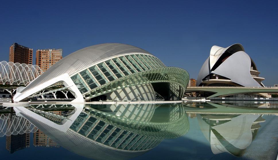 La Ciutat De Les Arts De Valencia Ofrece Esta Semana Talleres Y  Exposiciones Para Niños