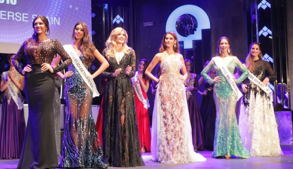 Noelia Freire, la nueva Miss Universe Spain - Partidos - Política ...