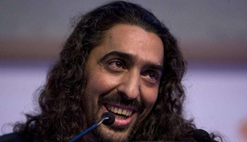 Diego de Cigala dice que admira a un líder zapatista, el ...