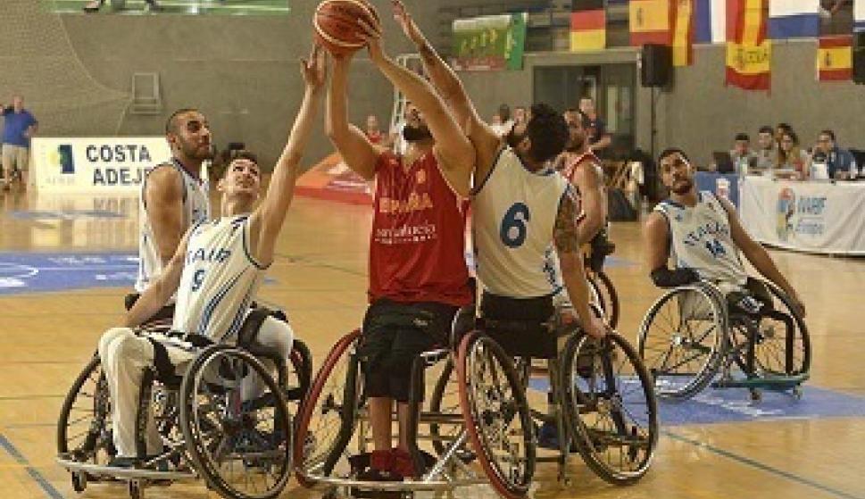España jugará los cuartos de final masculinos en el Europeo de ...
