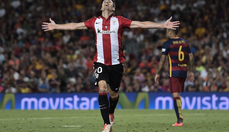 Aritz Aduriz alcanza los 100 goles con el Athletic de Bilbao 93de132c0c713