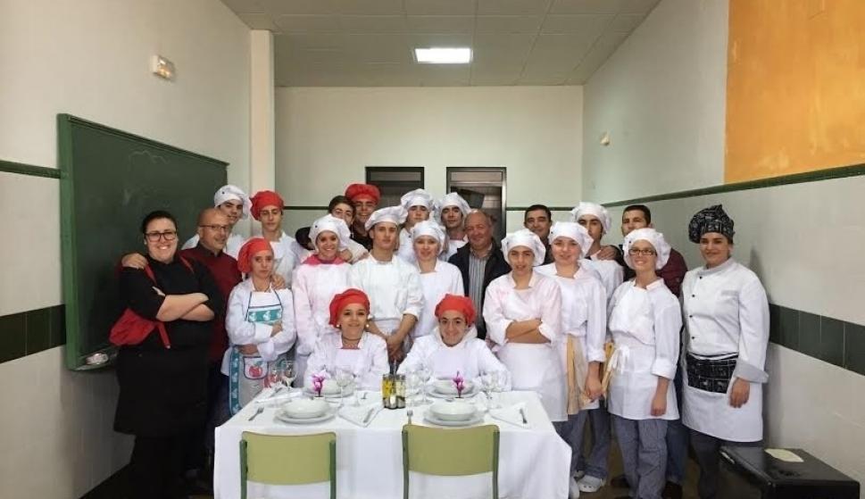 Fp Cocina   El Ies Jose Maria Moron Y Barrientos De Cumbres Mayores Consolida